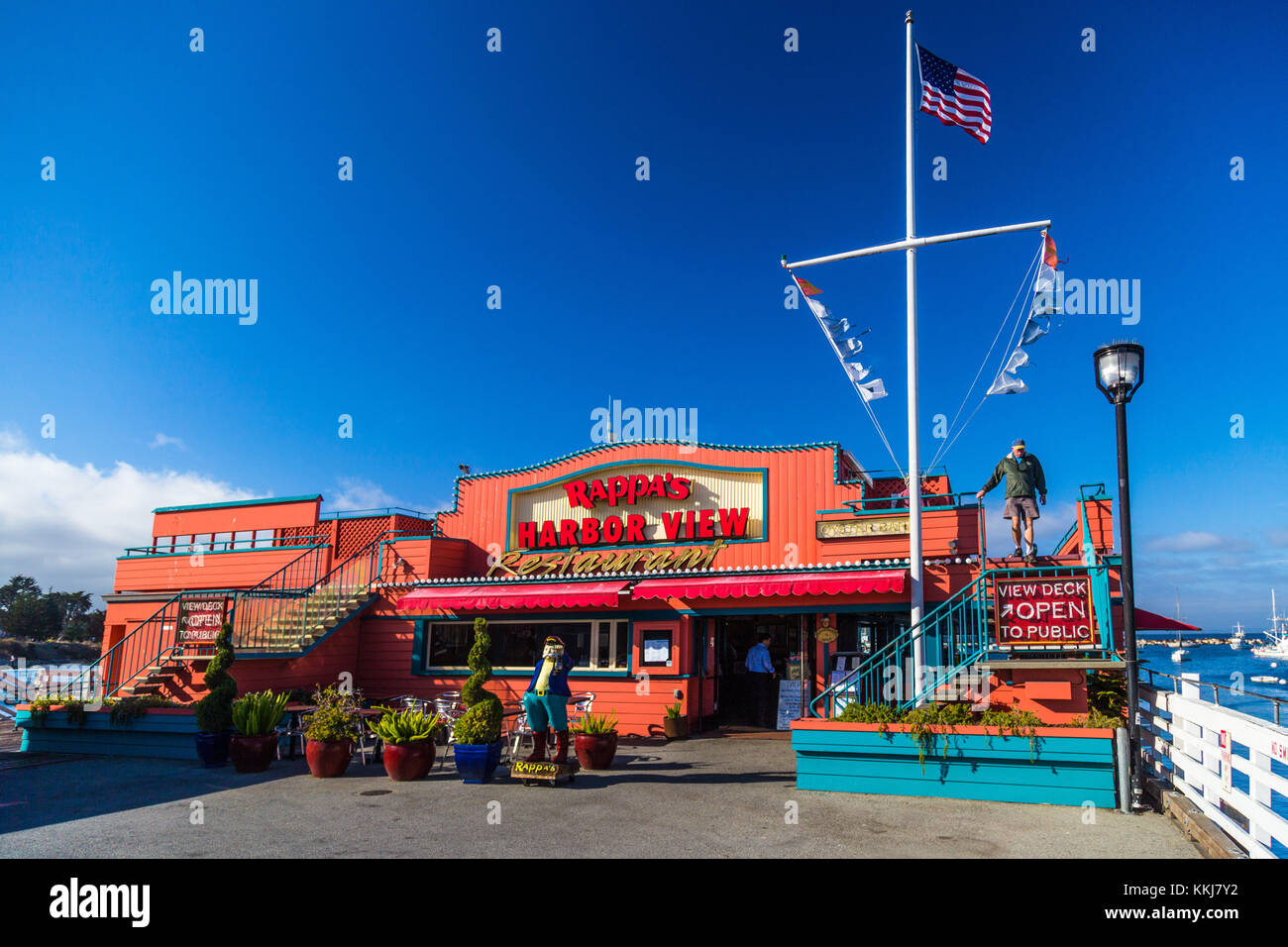 Seafood Restaurant San Francisco Fishermans Wharf