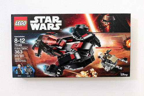 The Brick Fan   LEGO News  LEGO Reviews  and Discussions LEGO Star Wars Eclipse Fighter  75145