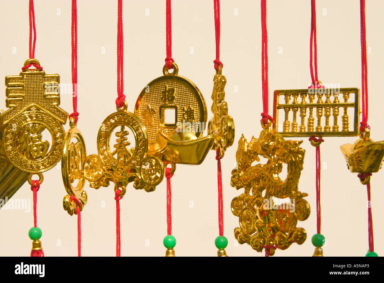 chinese new year decoration items Stock Photo  6487266   Alamy chinese new year decoration items