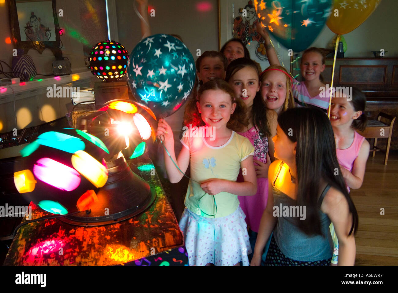 9 Year Old Birthday Party Themes Girls