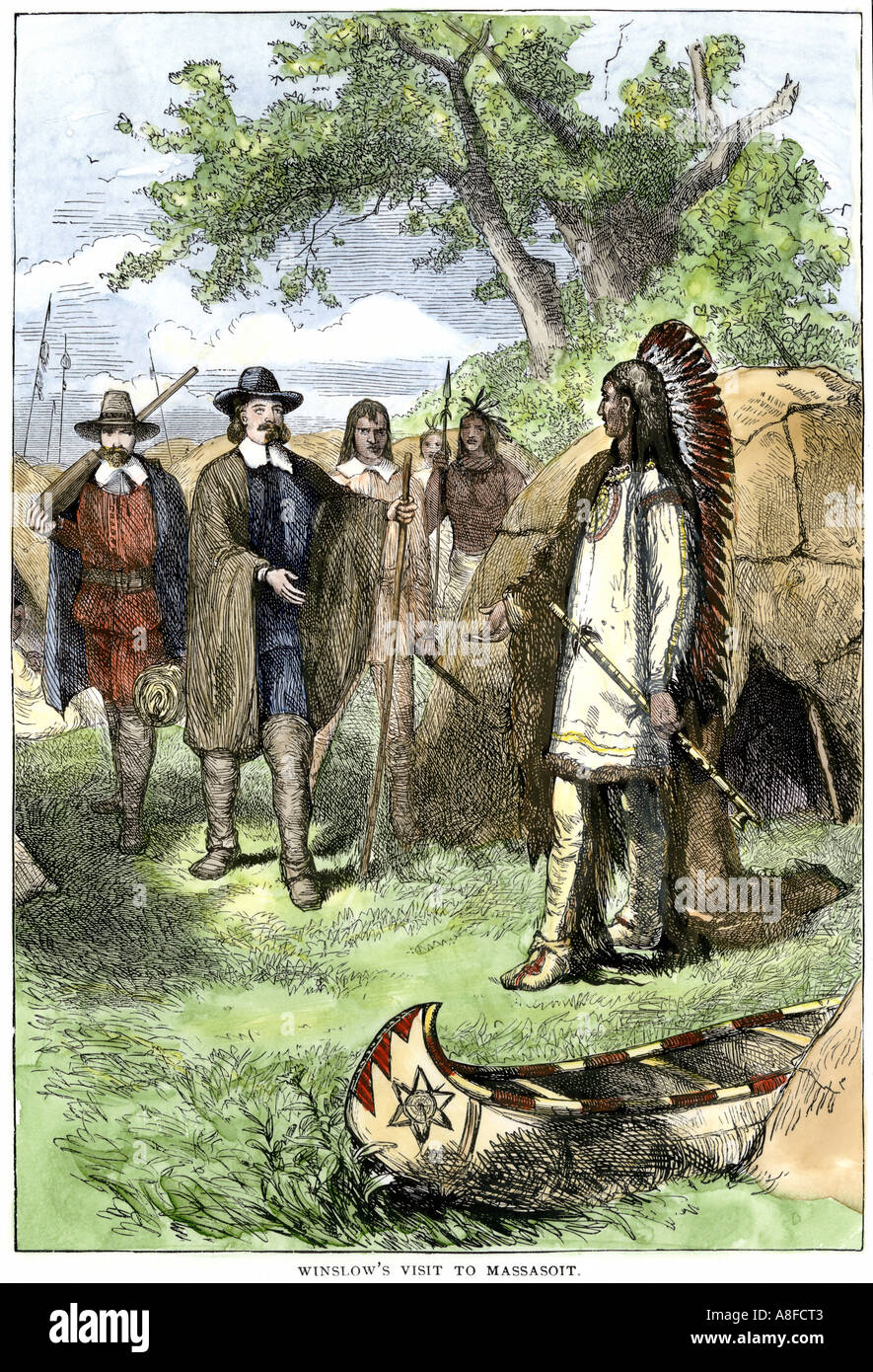Native American Clothing Island