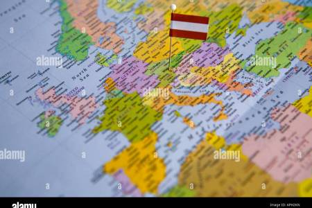 Map of the world austria free interior design mir detok free maps of austria austria map austria map in hungary map on a world with flag and pointer vector throughout in hungary map world colombia map of the gumiabroncs Image collections