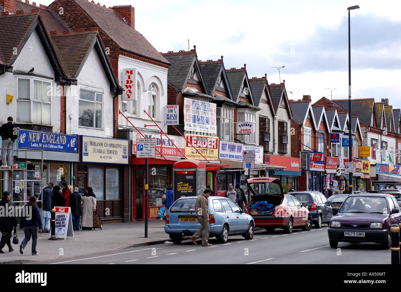 Where Live Suburbs Birmingham