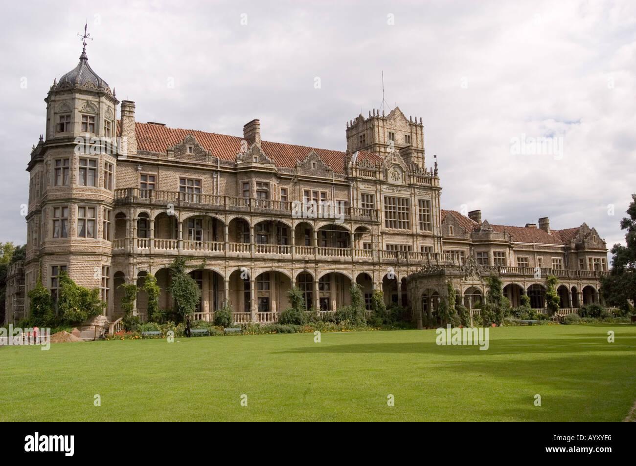 Best Kitchen Gallery: Indian Institute Of Advanced Studies Magnificent English Renaissance of English Renaissance Architecture on rachelxblog.com