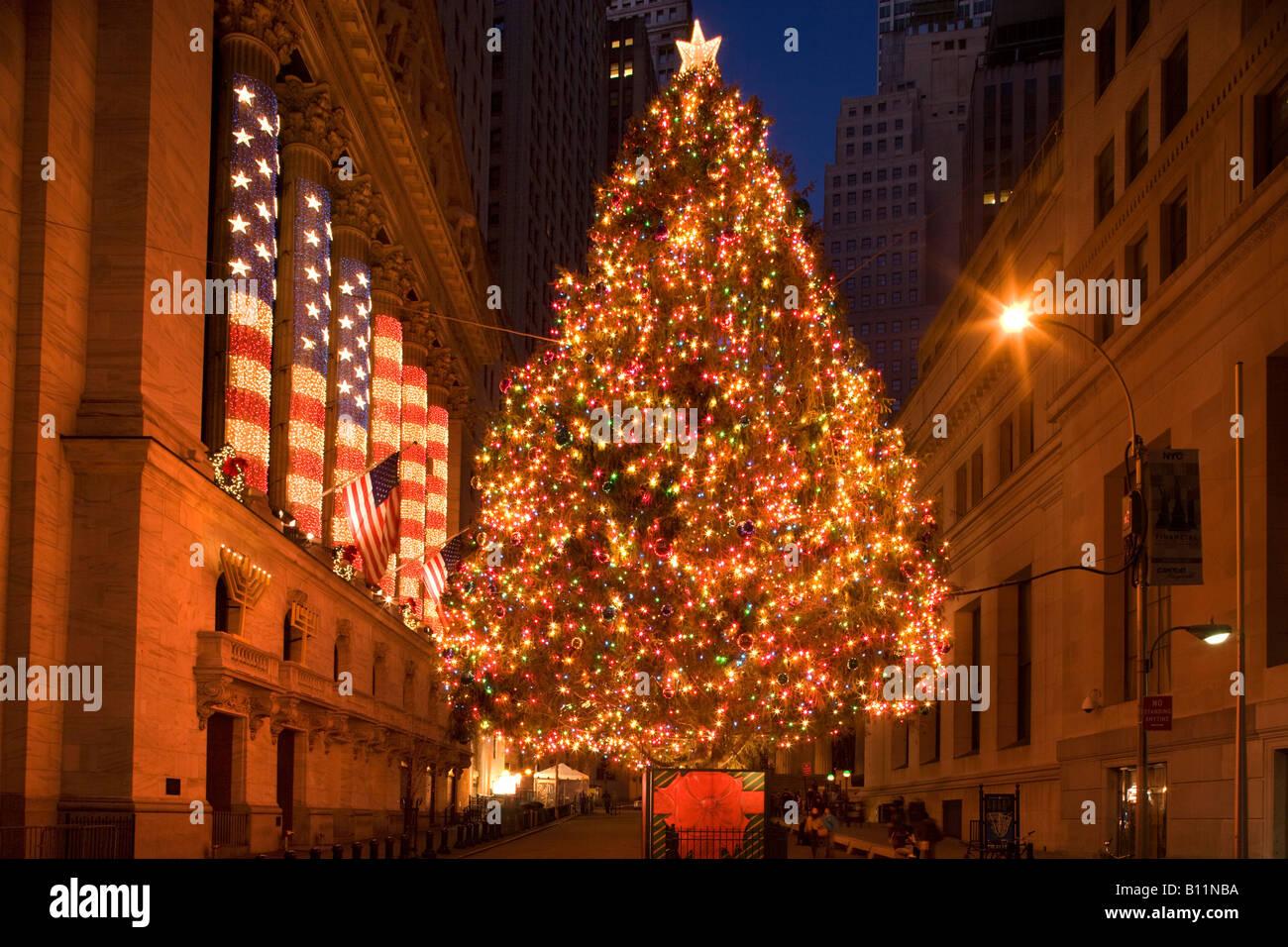 Ny Christmas Light Displays
