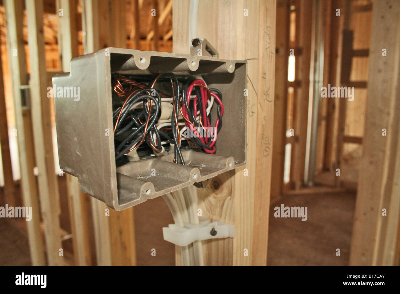 home electrical outlet wiring best wiring and wireframe wiring rh mountprospectweather us Residential Wiring House Wiring Codes
