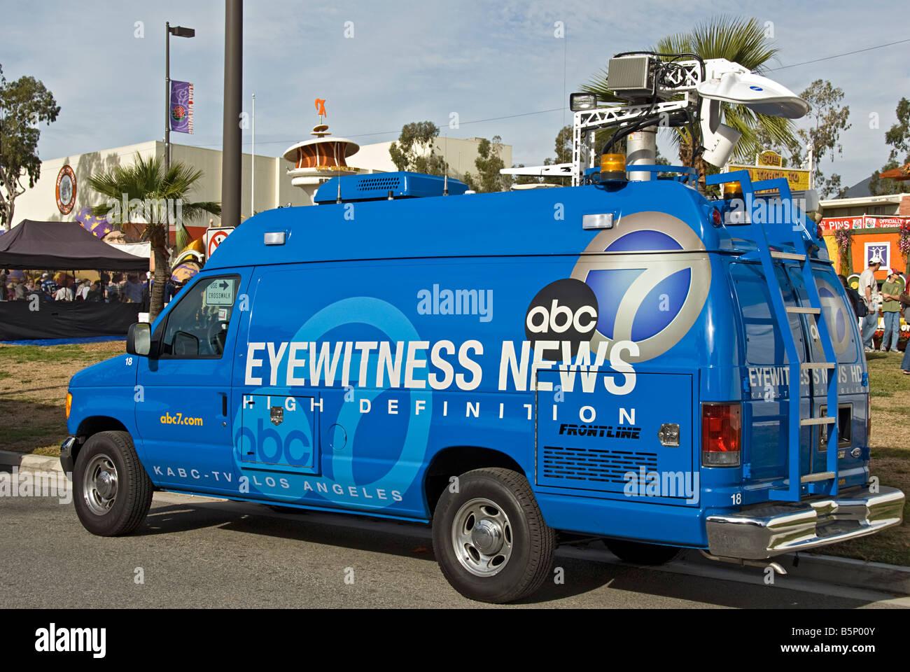 Los News Angeles Channel Eyewitness 7