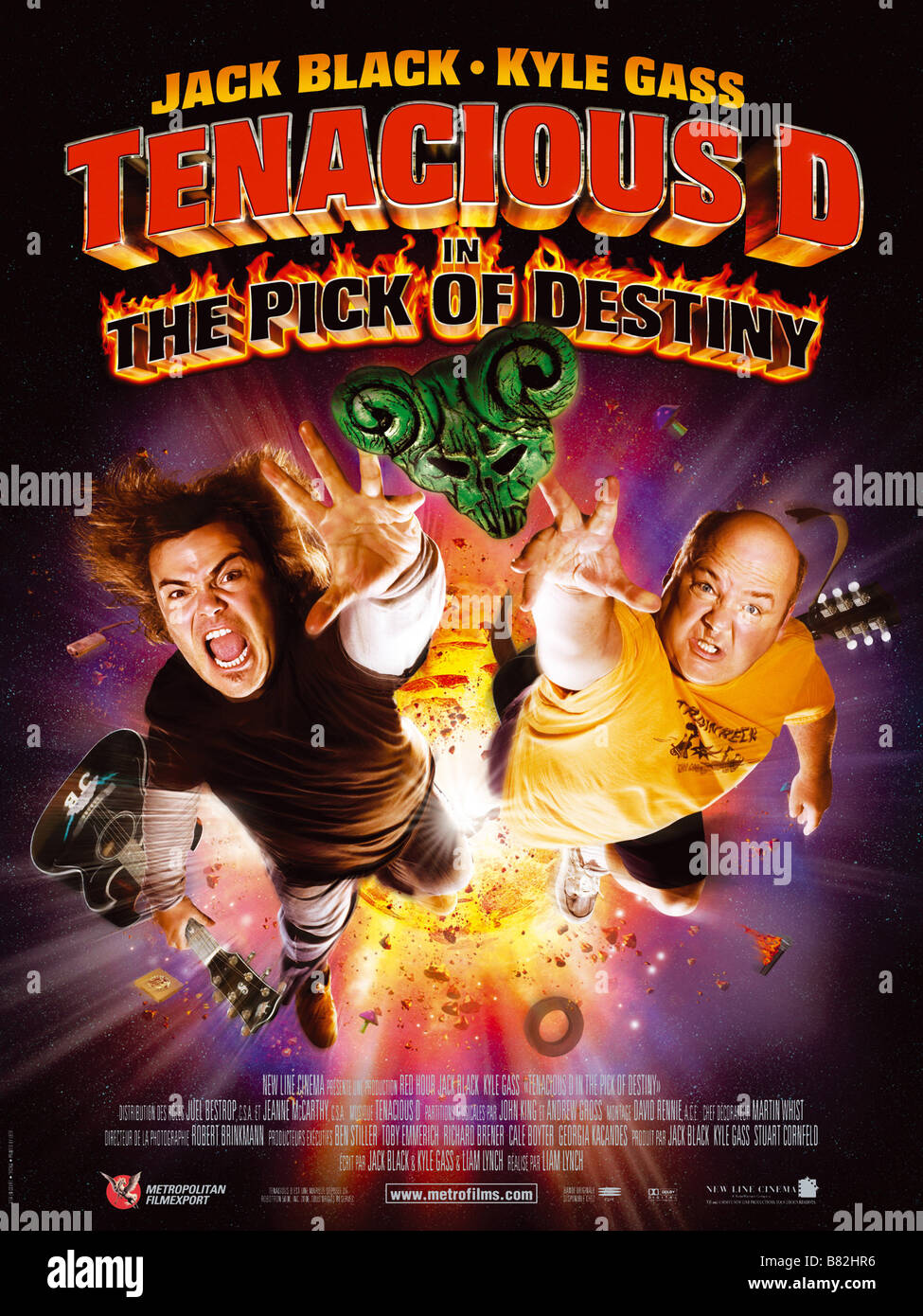 tenacious d movie - HD 975×1390