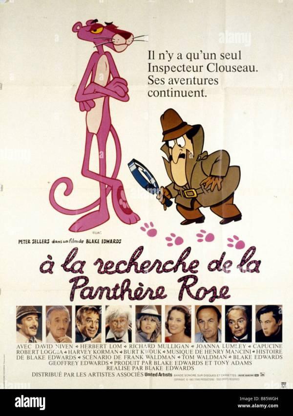 pink panther bande # 49