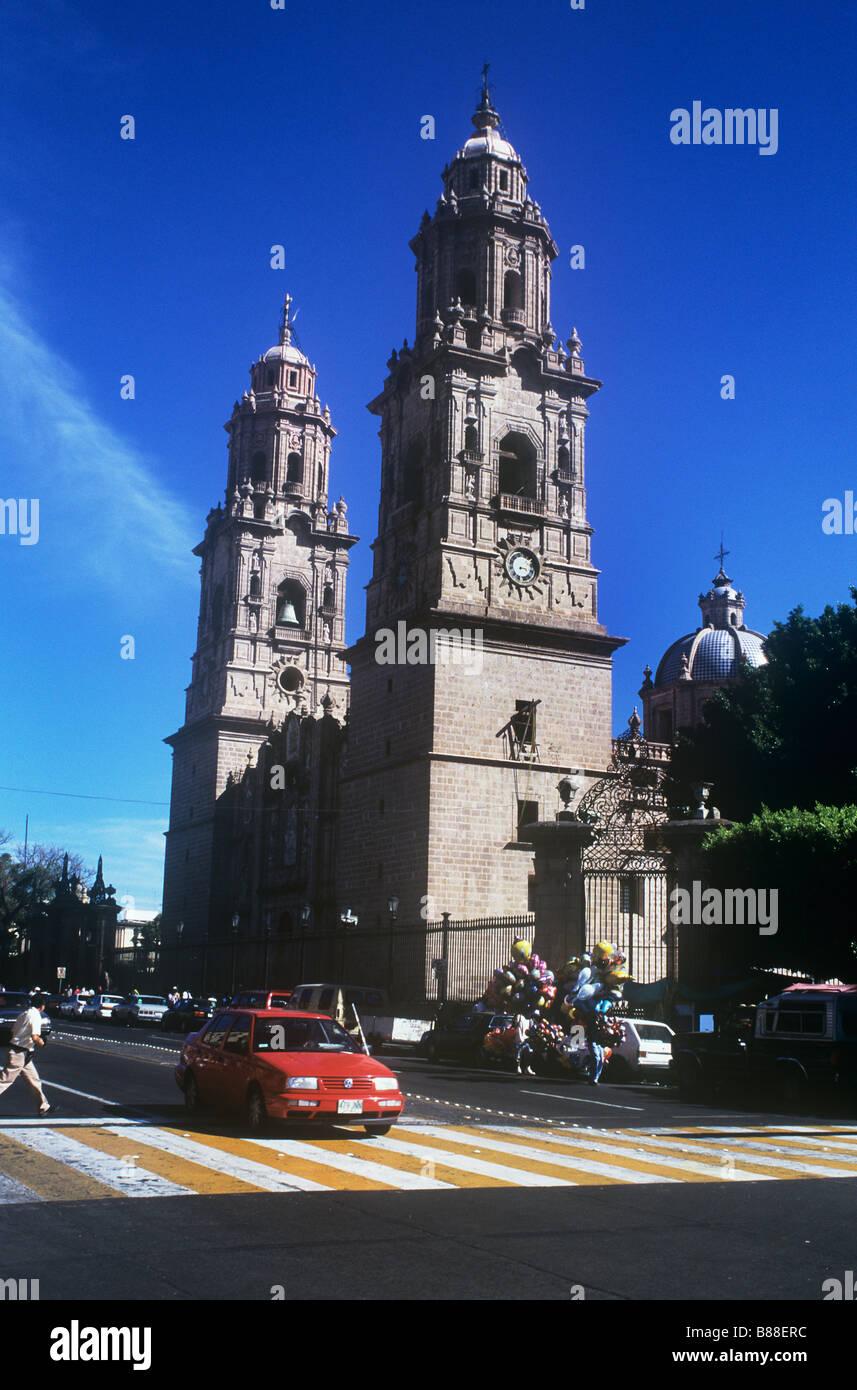 Morelia Michoacan Mexico News