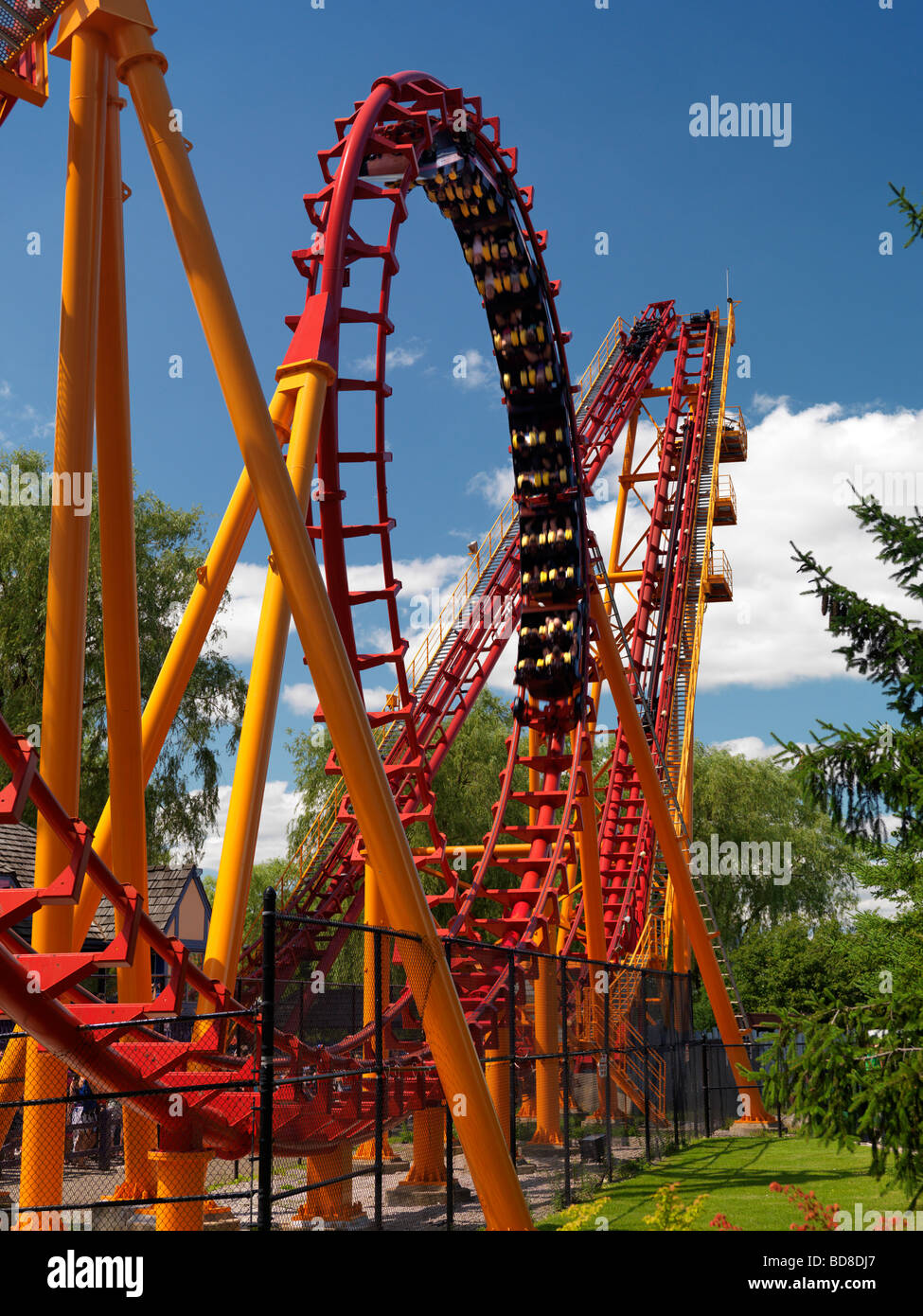 Canada Tourist Attractions Wonderland