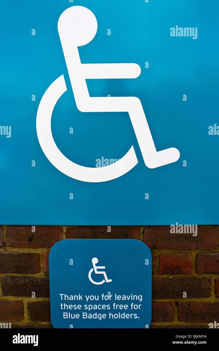 Parking Card Disabled People