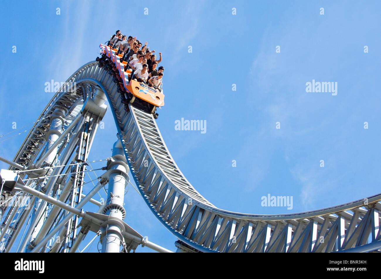 Thunder Dolphin Coaster
