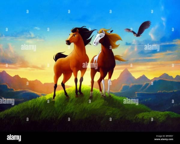 paint spirit stallion of the cimarron # 14