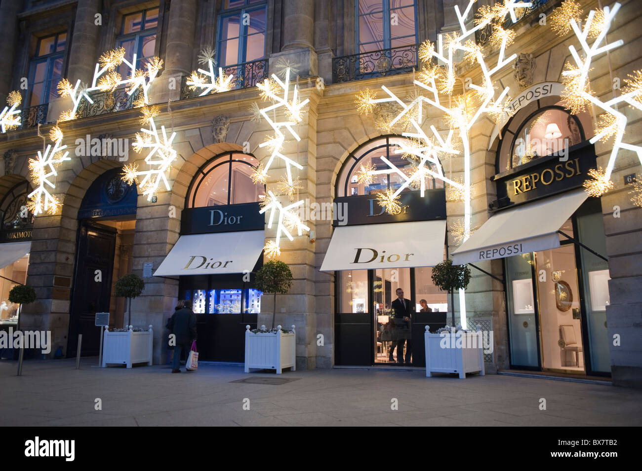 Shop Front Led Display Lighting