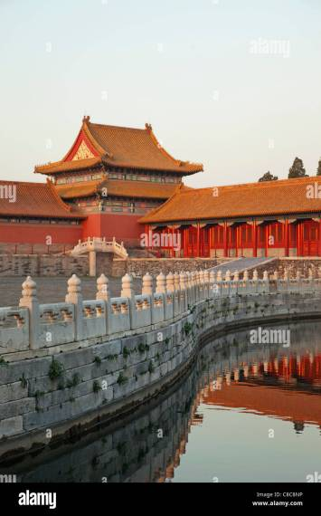 China  Beijing  Palace Museum or Forbidden City Stock Photo     China  Beijing  Palace Museum or Forbidden City