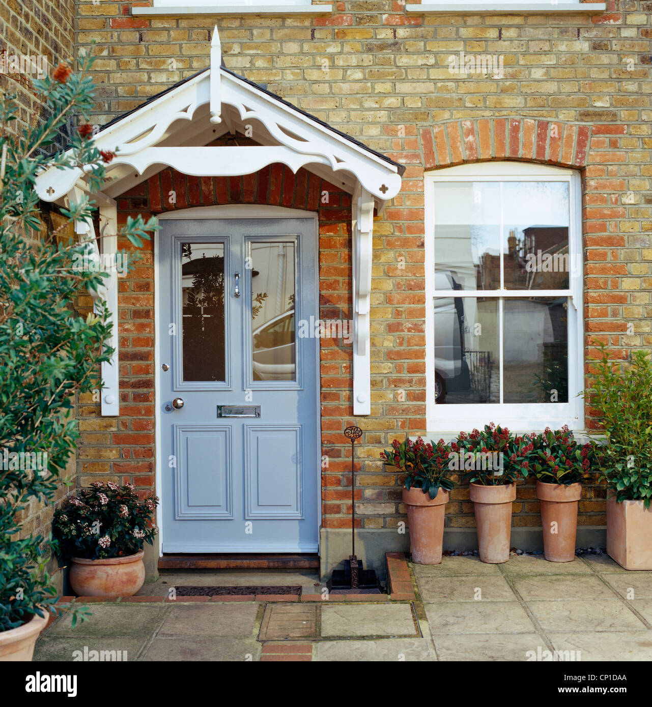 Upvc Front Porch