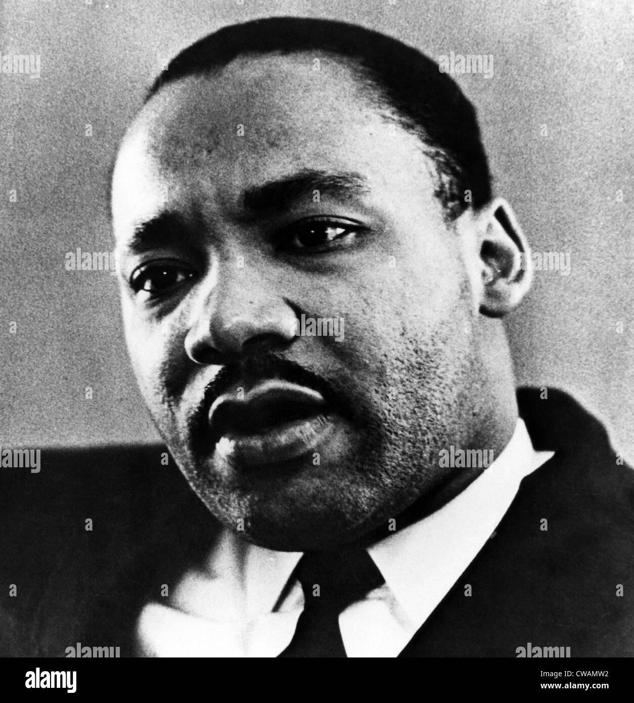 Martin Luther King Jr Awarded Nobel Peace Prize