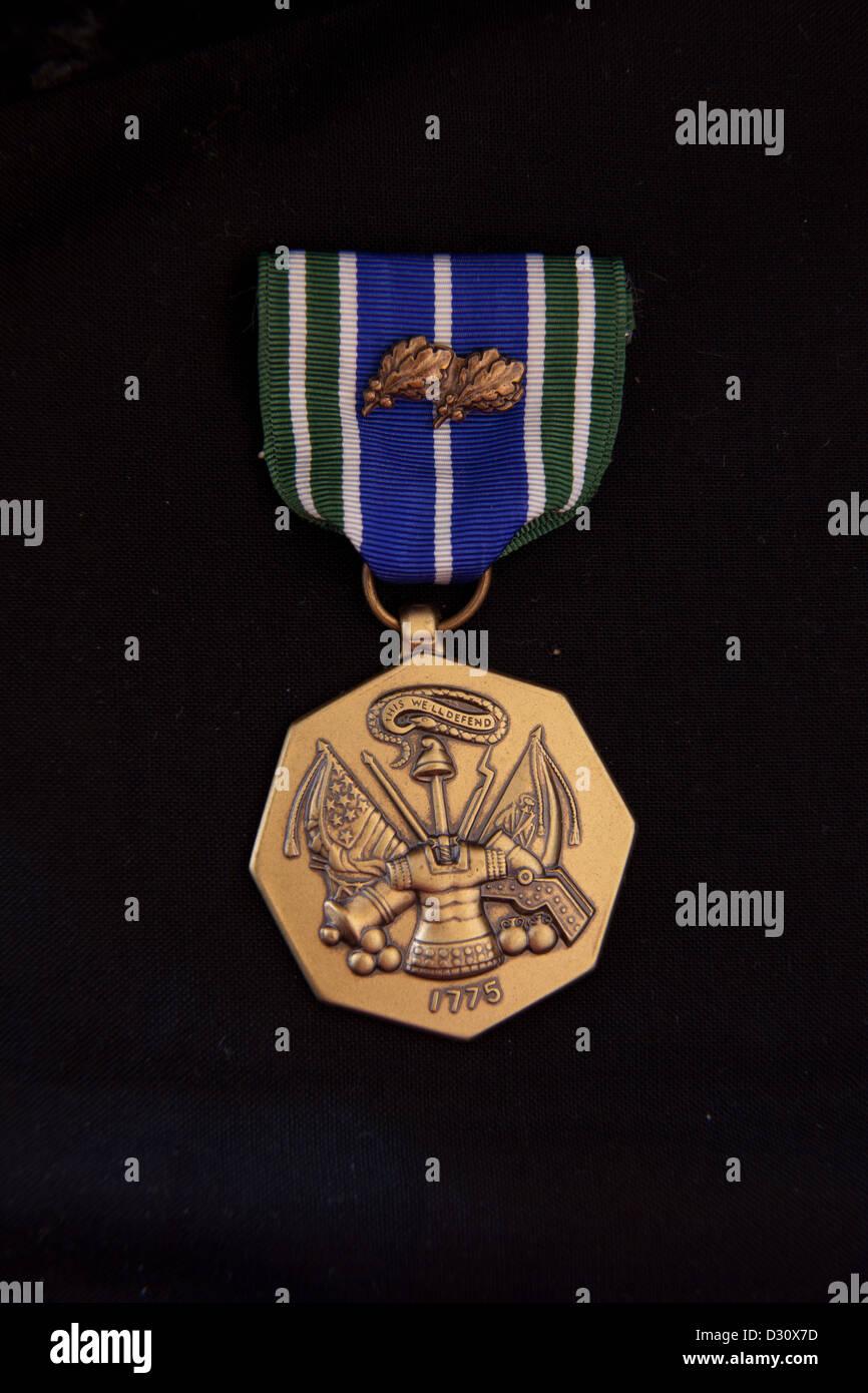 Leaf Achievement Medal Oak Army 2