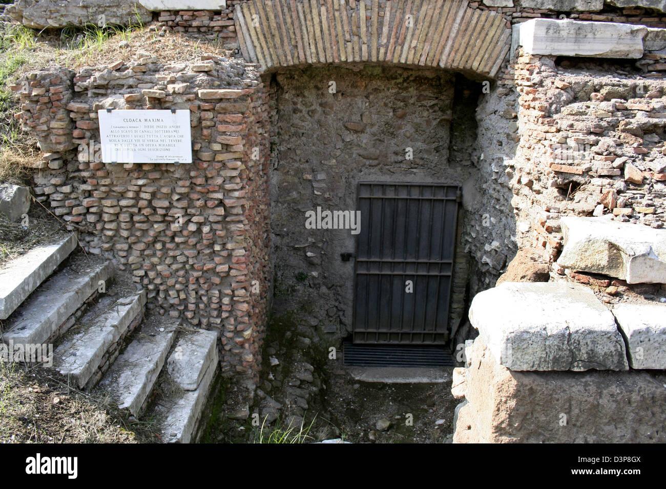 Italy Rome Cloaca Maxima Stock Photos & Italy Rome Cloaca ...
