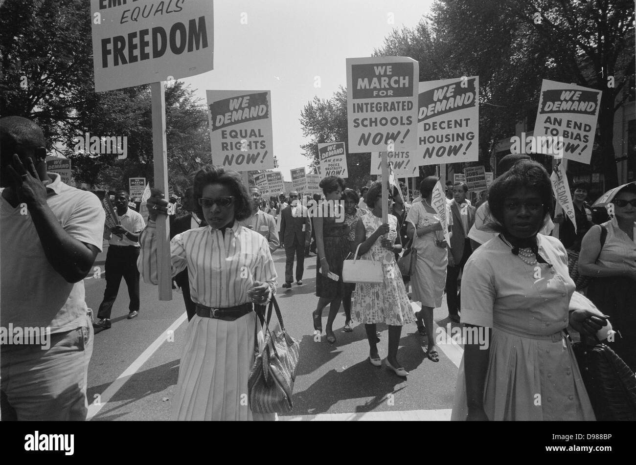 African Movement Civil Amerrican Rights