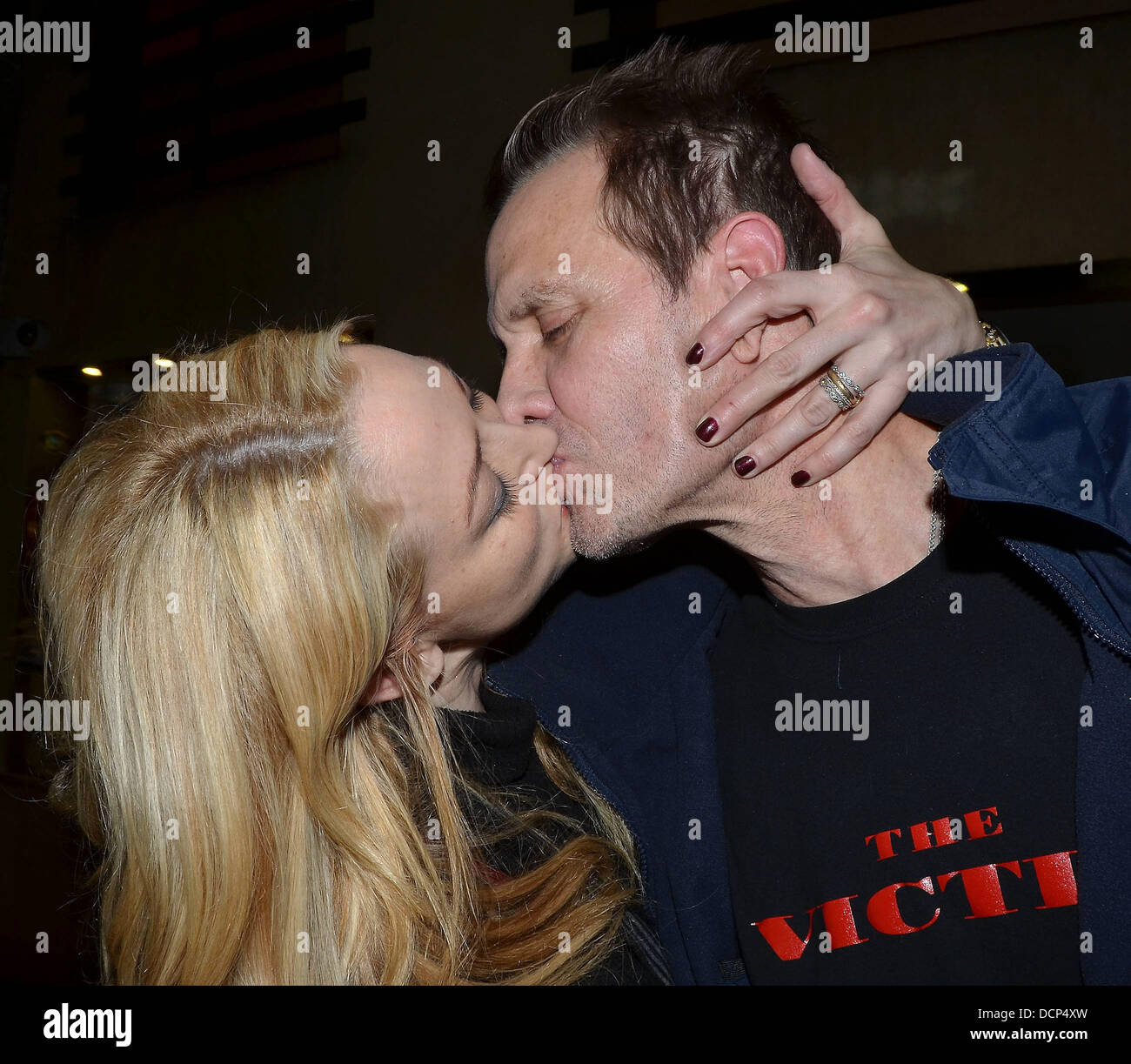 Michael Biehn & wife Jennifer Blanc The IFI (Irish Film ...