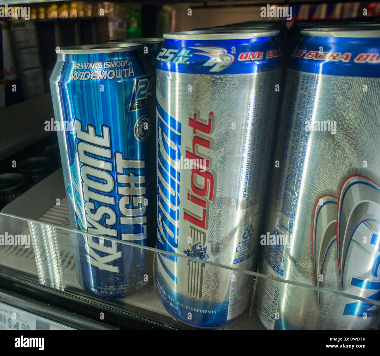 Keystone Light Alcohol Content