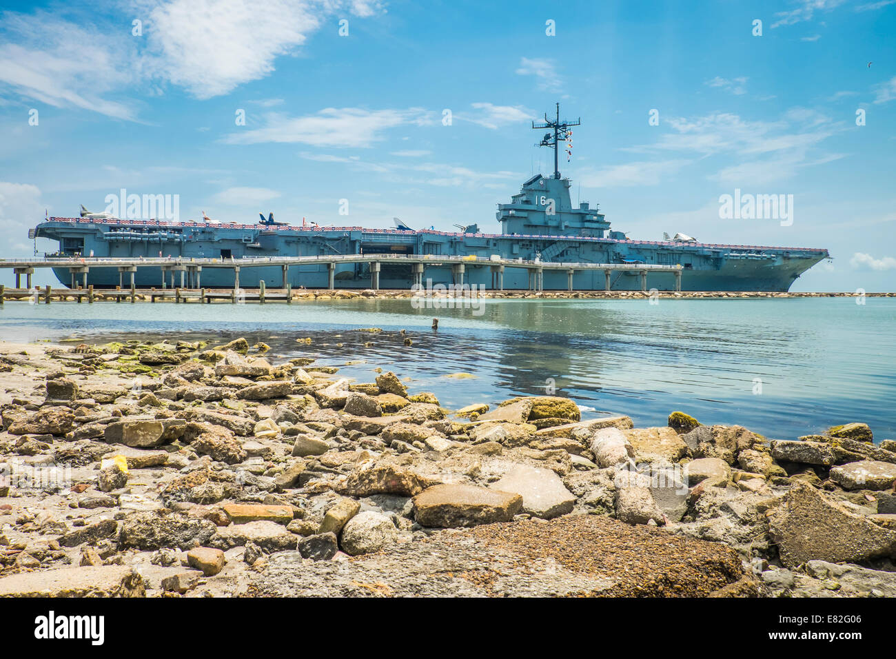 Retired United States Aircraft Carriers