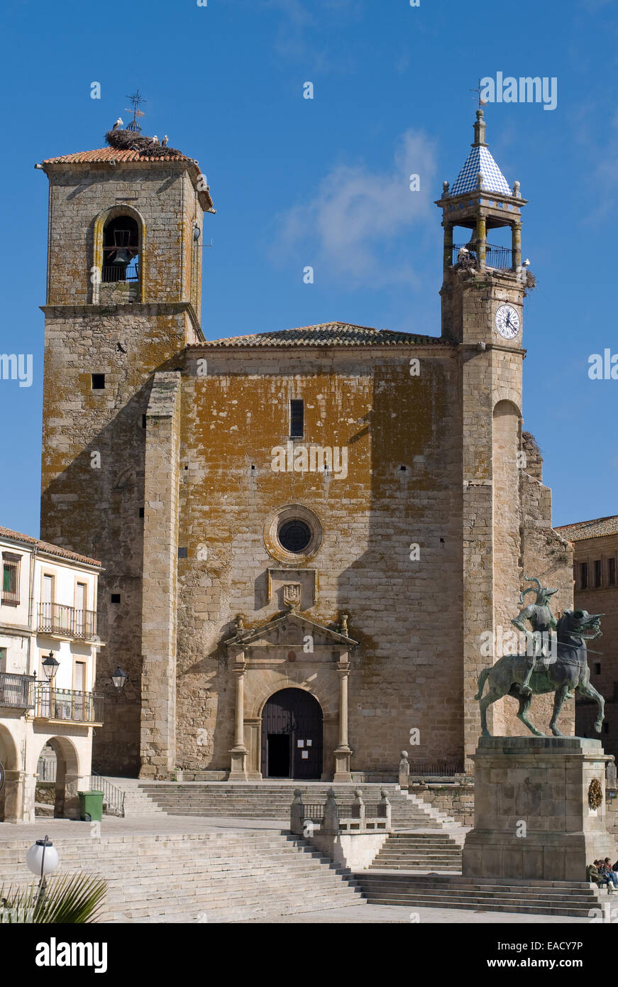 Was Spain Pizarro Trujillo Where Francisco Born Extremadura