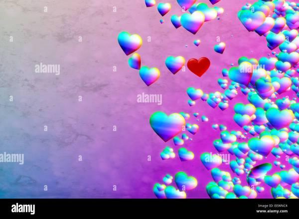 hearts colors # 29