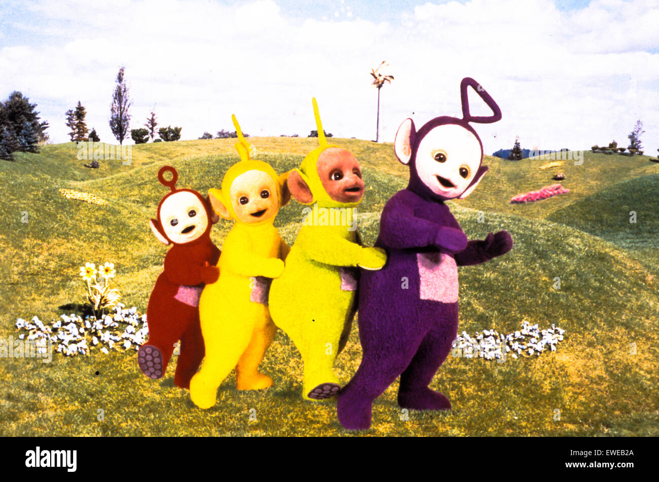 Teletubbies Windmill You