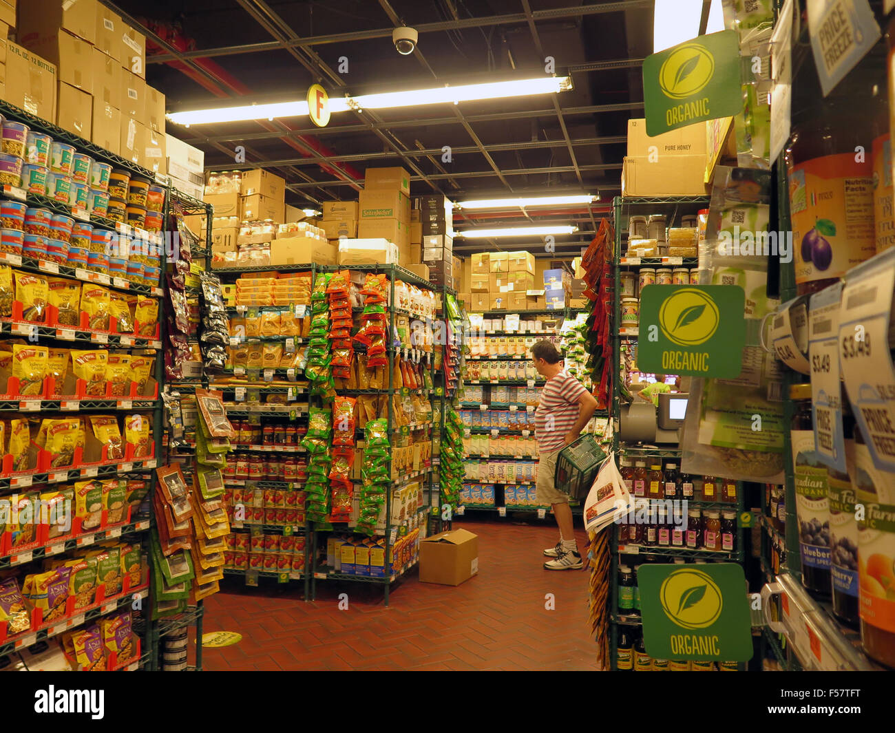 Grocery Shopping New York