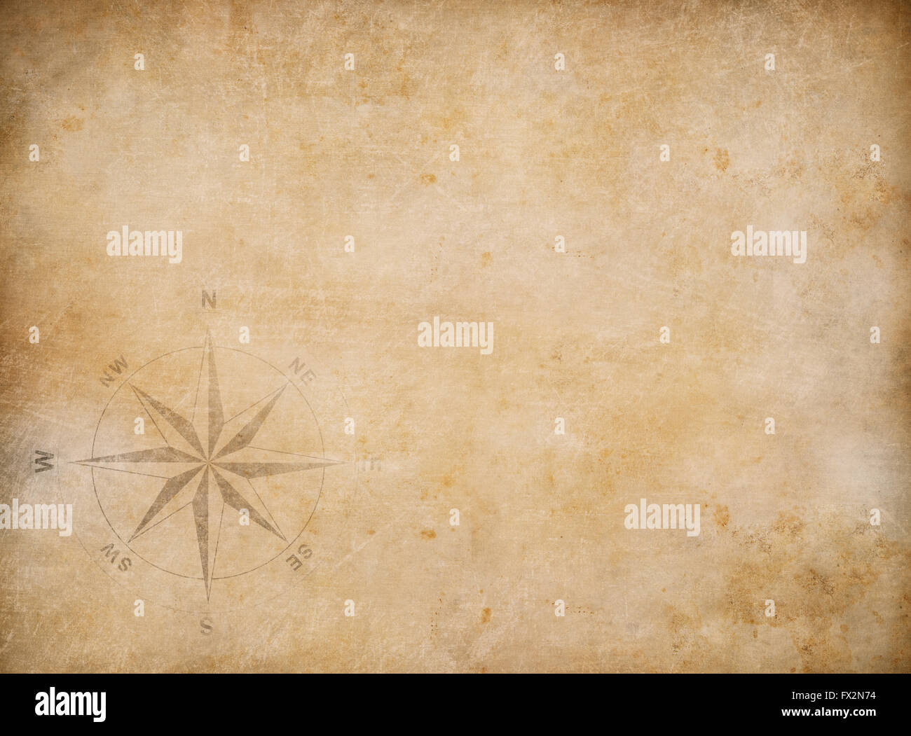 Blank Map Stock Photos   Blank Map Stock Images   Alamy old blank map background   Stock Image