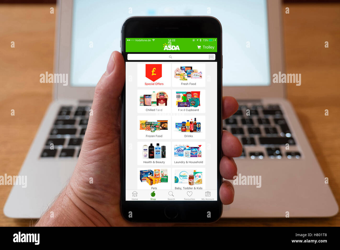 Sainsburys Online Shopping App