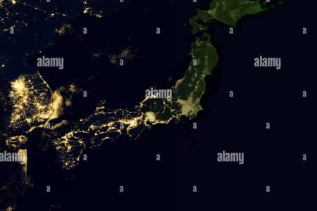 World map night lights path decorations pictures full path night satellite photos earth u s europe asia world satellite photo of south america at night an illustrated glow in the dark world atlas showing city lights gumiabroncs Gallery