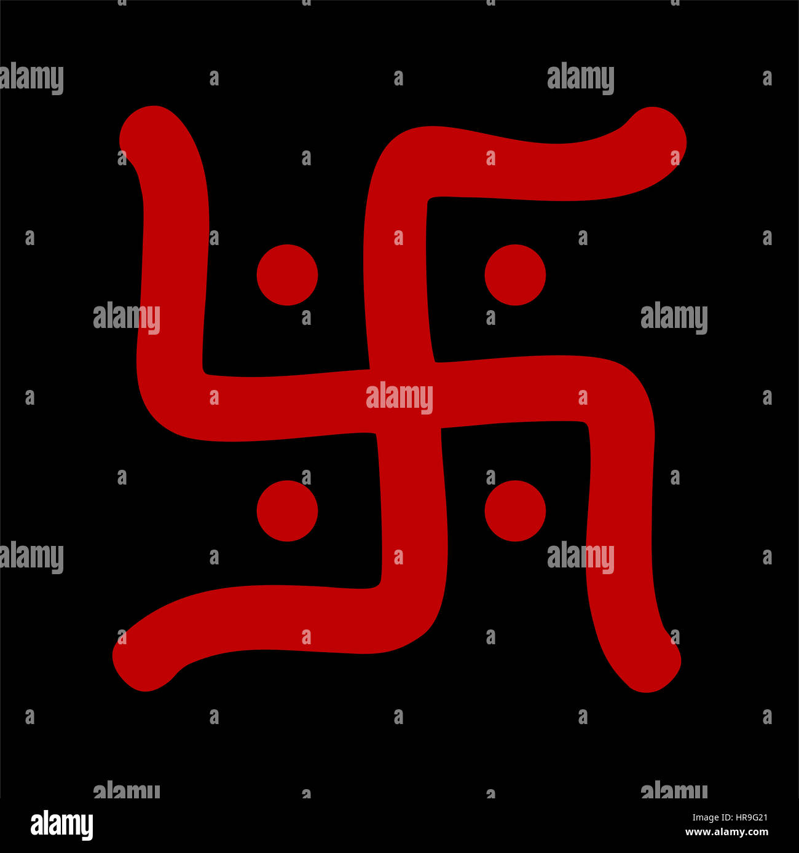 Hindu Swastika Stock Photos & Hindu Swastika Stock Images ...