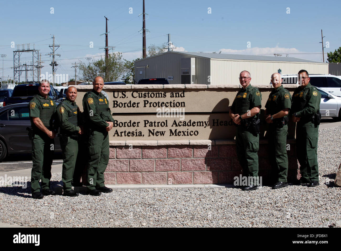 Us Border Patrol Academy Charleston Sc