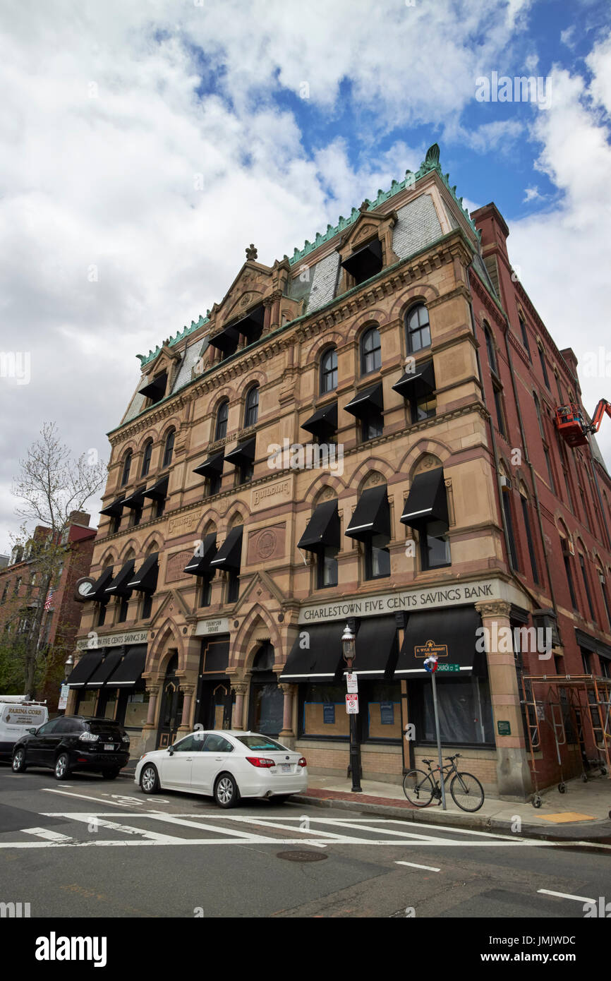 Boston Five Cents Savings Bank
