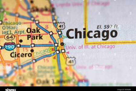 map of chicago map of usa » Another Maps [Get Maps on HD] | Full HD ...