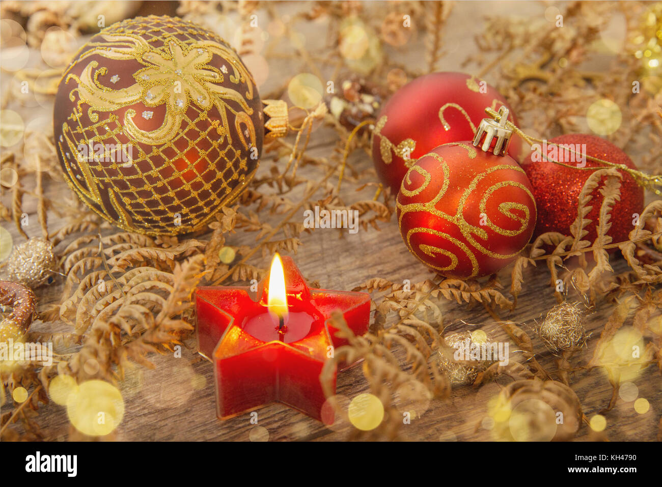 Christmas and New Year border Design Stock Photo  165436012   Alamy Christmas and New Year border Design