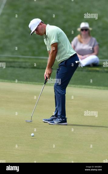Keith Houston Stock Photos   Keith Houston Stock Images   Alamy Keith Mitchell sinks a putt