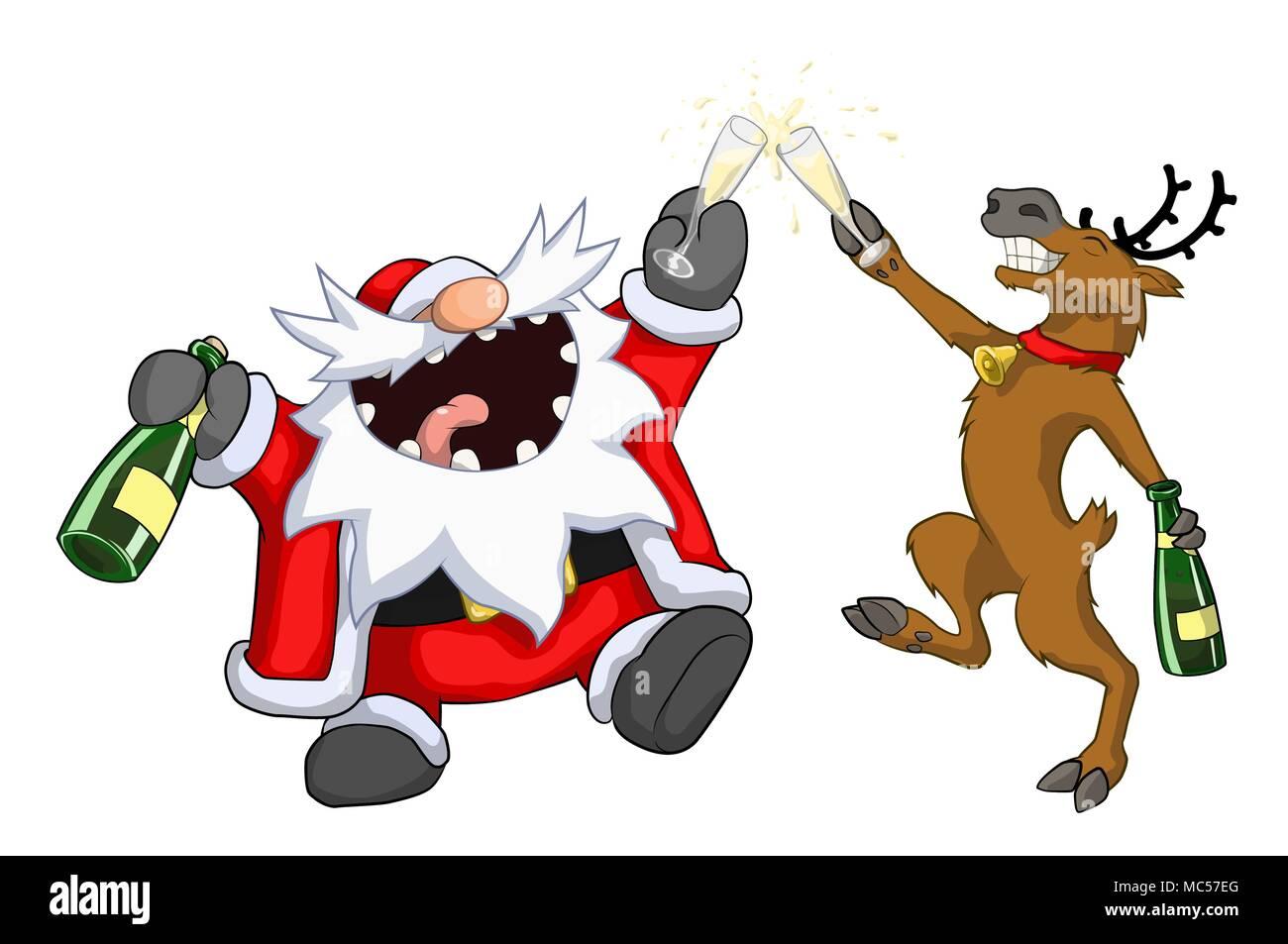 Christmas Party Mc Jokes