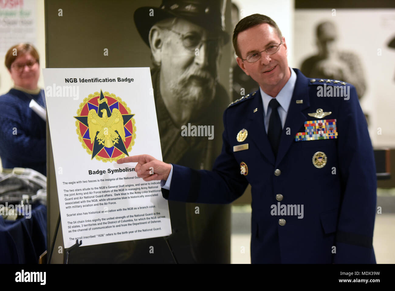 Air Force Gen Joseph Lengyel Chief National Guard