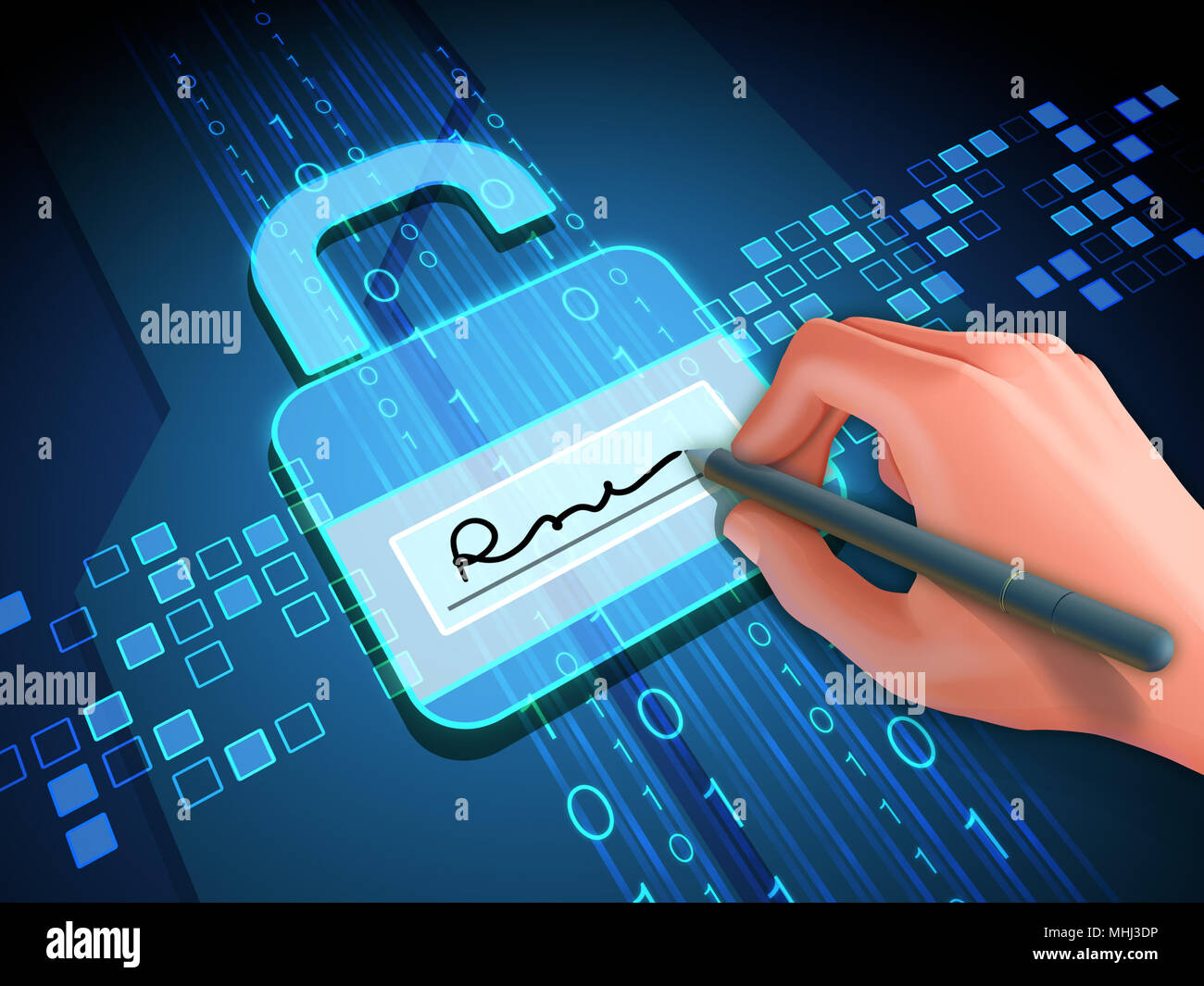 Mobile Security Unlock