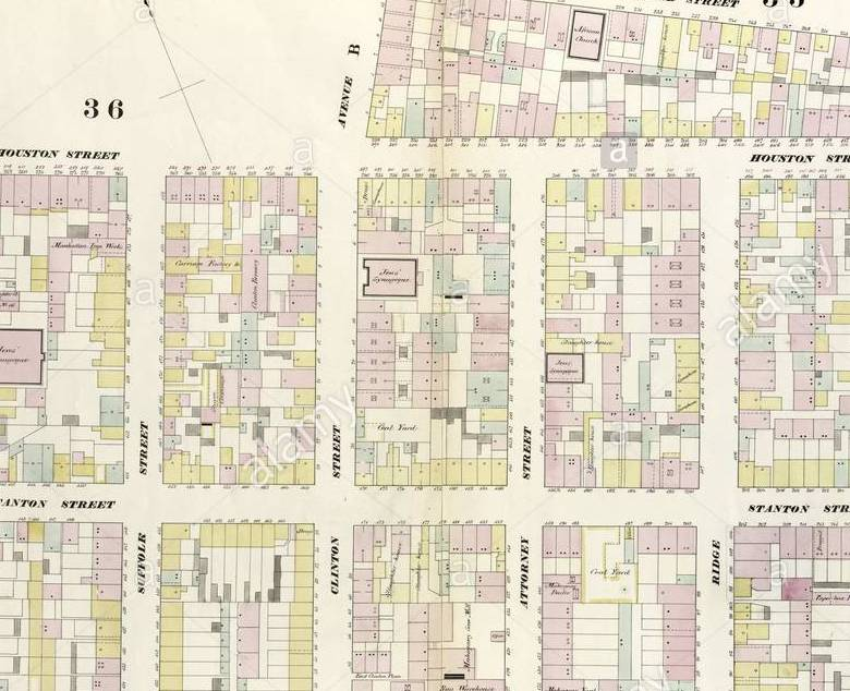 HD Decor Images » Plate 32  Map bounded by Houston Street  Willett Street  Rivington     Plate 32  Map bounded by Houston Street  Willett Street  Rivington Street   Essex Street  Houston Street  Clinton Street  2nd Street  Pitt Street
