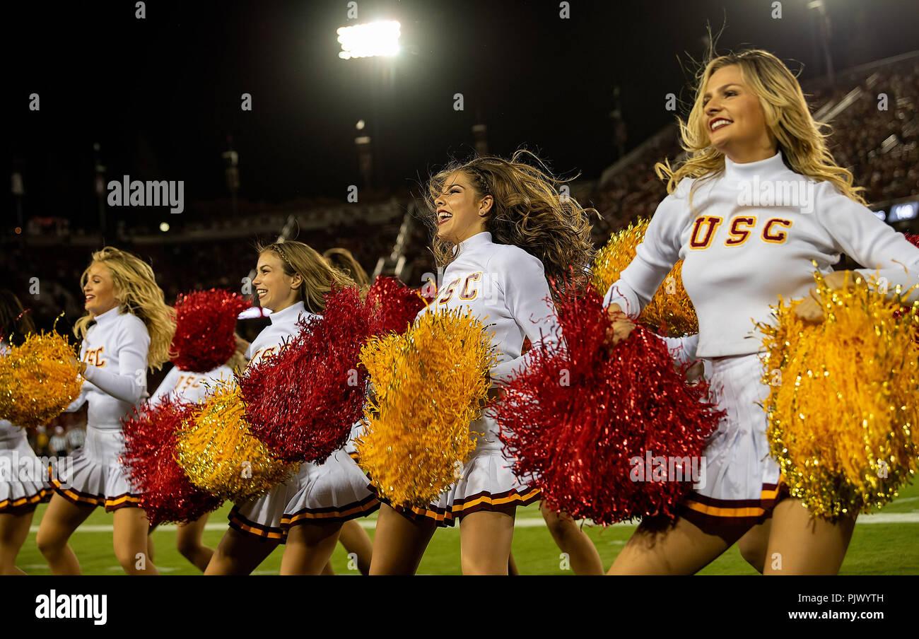 Southern Utah University Cheerleaders