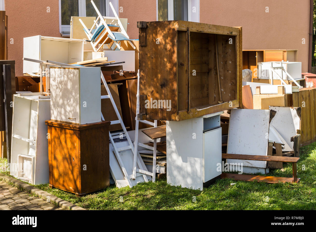Waste Furniture Stock Photos Waste Furniture Stock Images Alamy