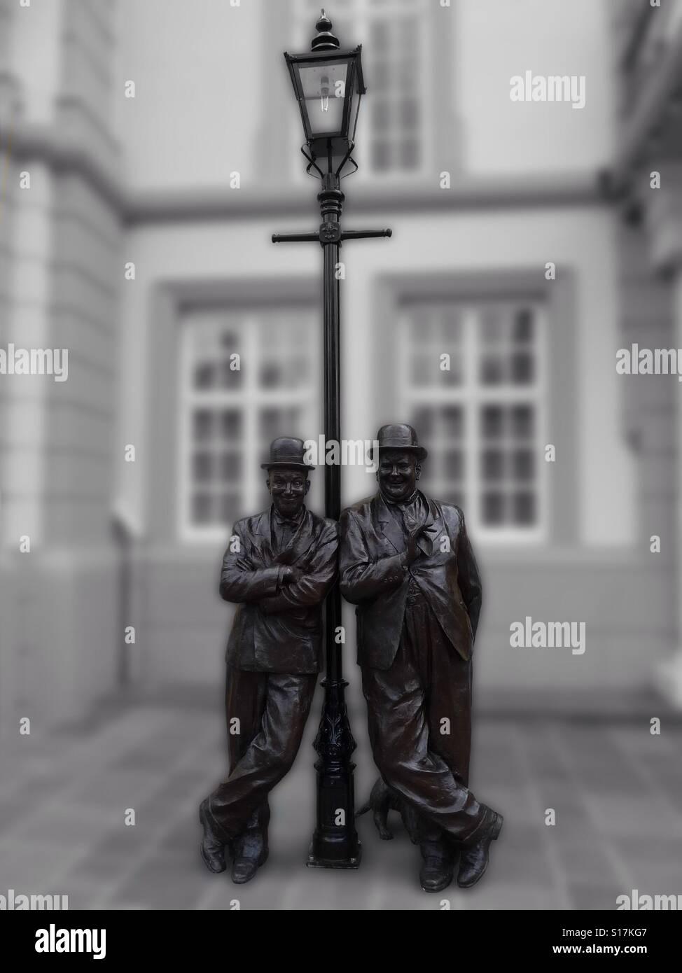 Laurel And Hardy Big Noise