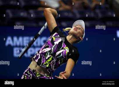 Elise Mertens High Resolution Stock Photography And Images - Alamy
