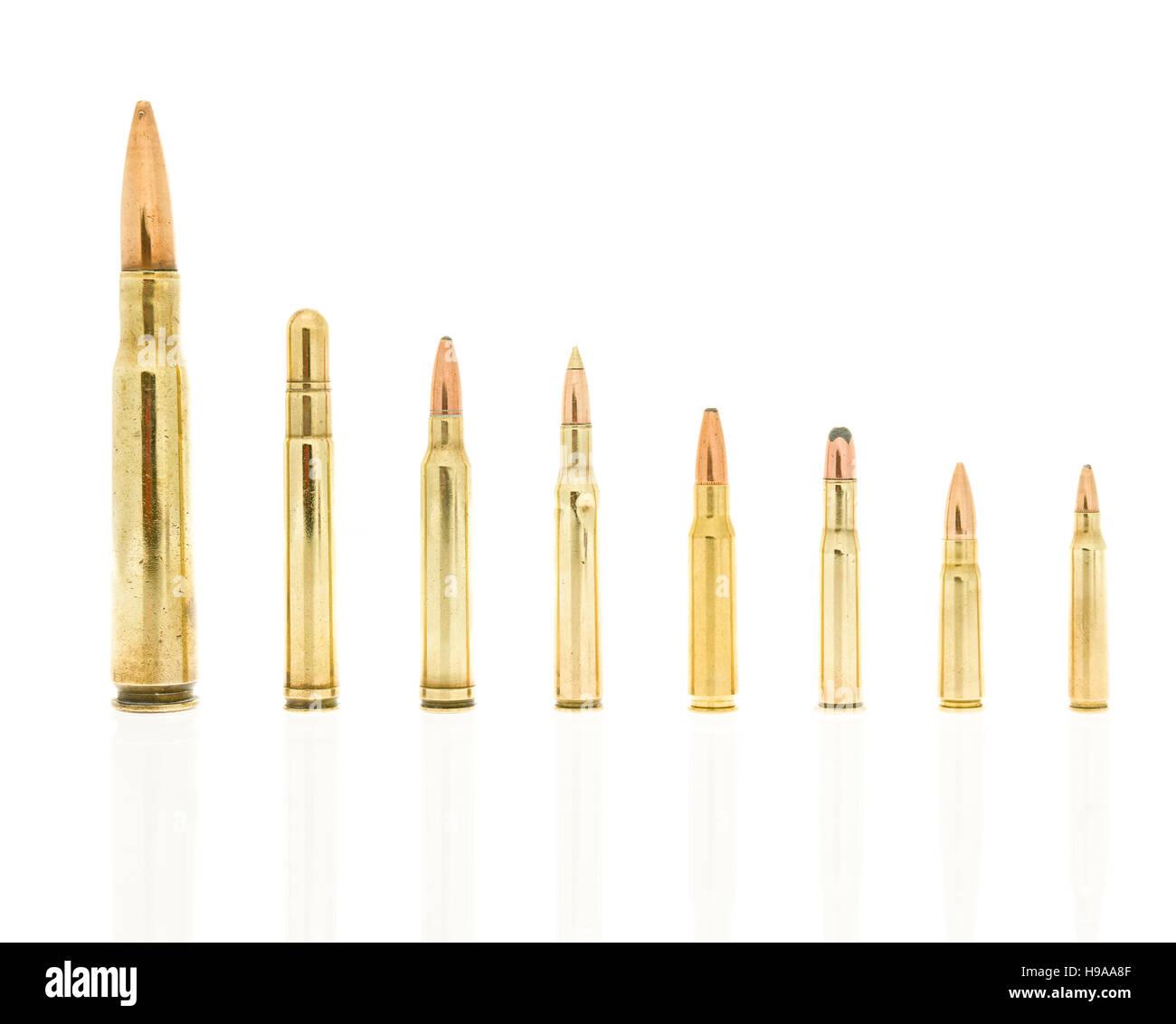 762 56 Rounds 5 Nato Vs